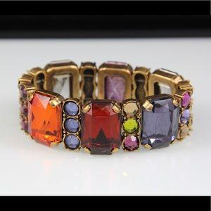 CHICO'S Multicolored stretch Bracelet